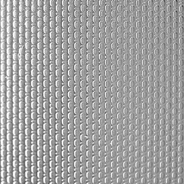 Plancha acero inoxidable textura Linen
